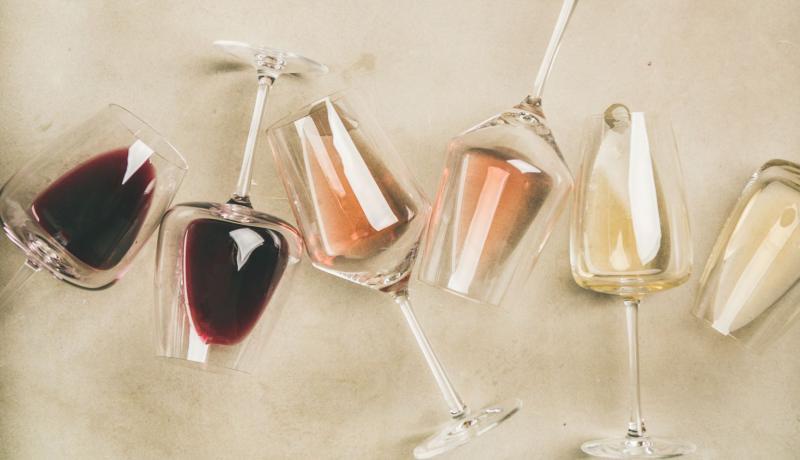 Degustacja wina z okazji Dnia Matki