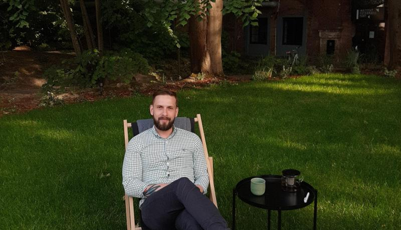 """""""Lubię wyzwania"""" - wywiad z Maciejem Łyko, czyli dlaczego wrócił po 6 latach do Polski i jak przygotowują się do egzaminów sommelierzy"""