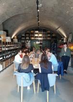 Gra winiarska - degustacja wina