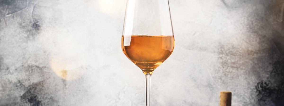 Wina pomarańczowe - degustacja