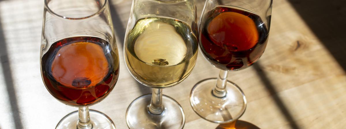 Jest moc, czyli degustacja win wzmacnianych