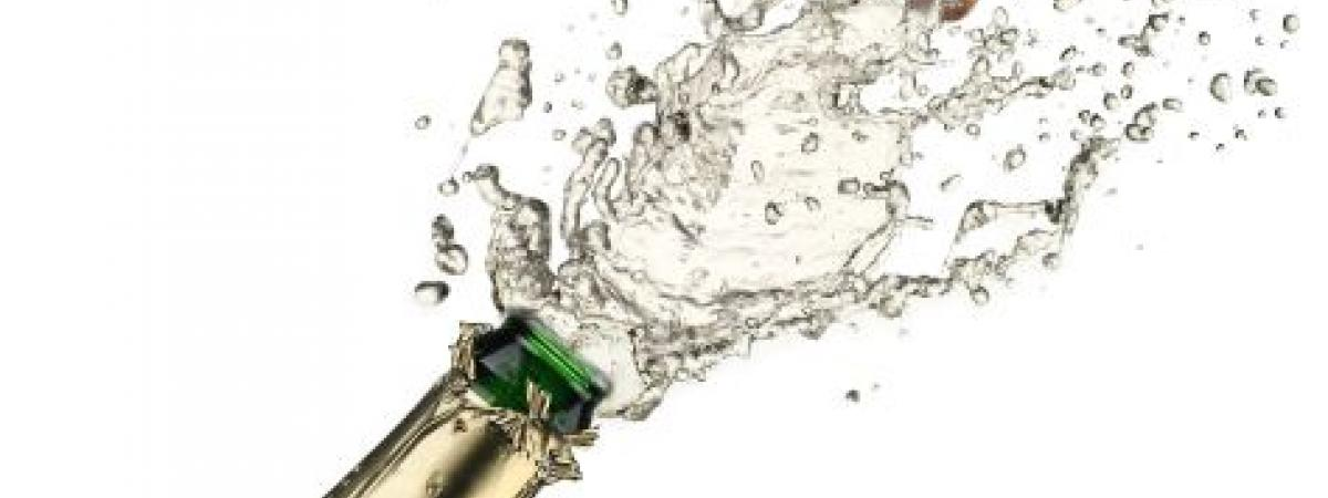 Spring of Champagne