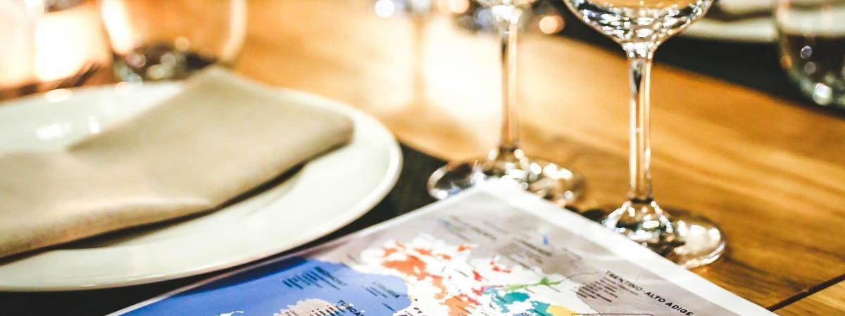Pocztówka z Włoch cz 1 - degustacja wina