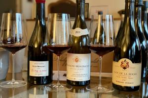 Tradition and change - still wines from Champagne