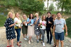 Na Sandomierskim Szlaku Winiarskim: Winnica Płochockich